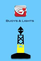 IALA Buoys & Lights at Sea - Colregs