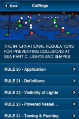 Towergate Boat Insurance Navigation Lights & Shapes - International Colregs