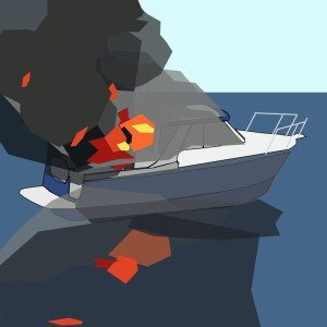 Common causes of fire on boats