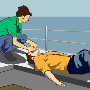 How to deal with a medical emergency on a boat
