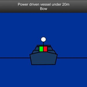 Know your Navlights & Shapes - essential for all skippers