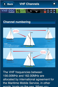 VHF DSC Handbook App - from Adlard Coles Nautical