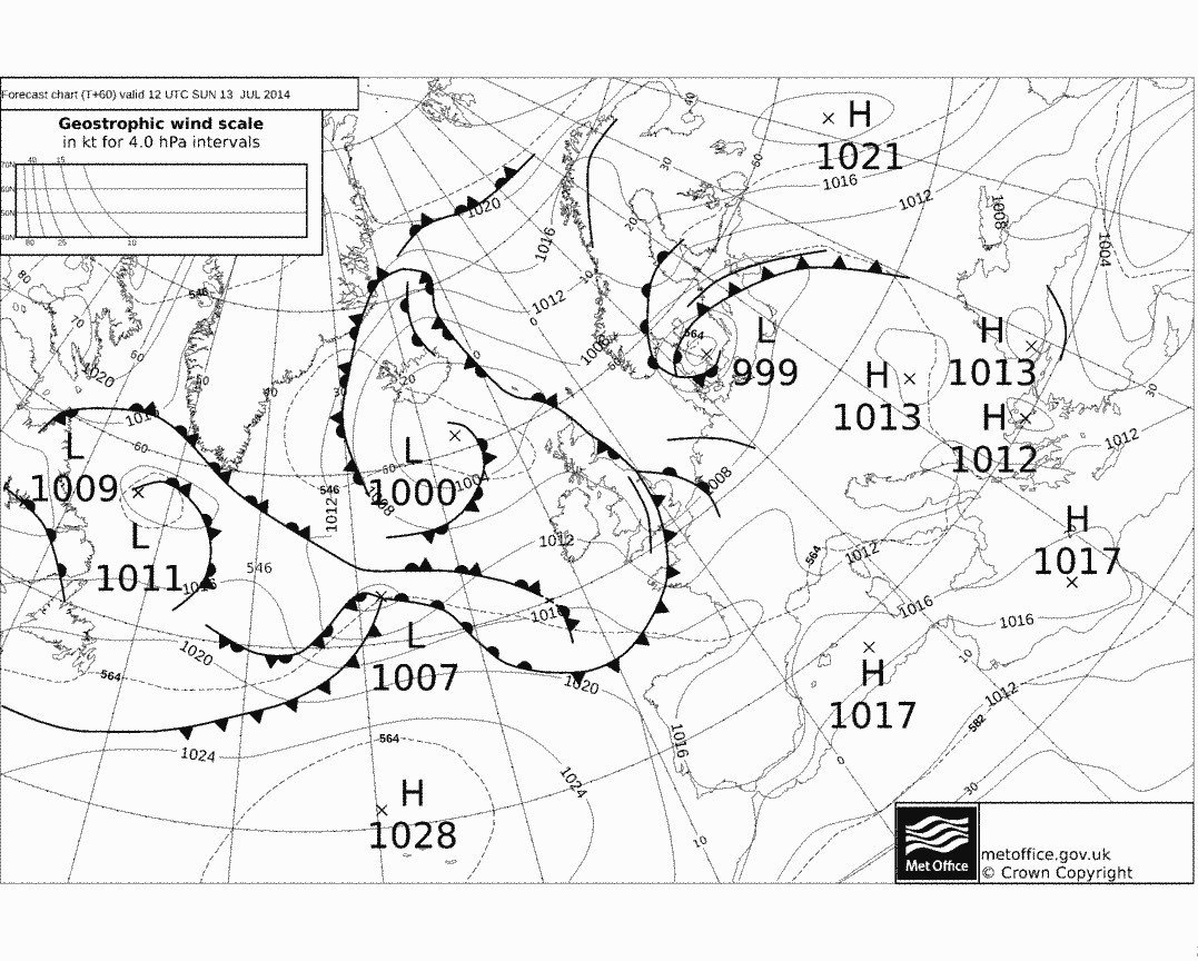 How to read a weather chart before going to sea it is always a good idea to study weather charts and work out how the weather is likely to evolve in the area you plan to sail in biocorpaavc