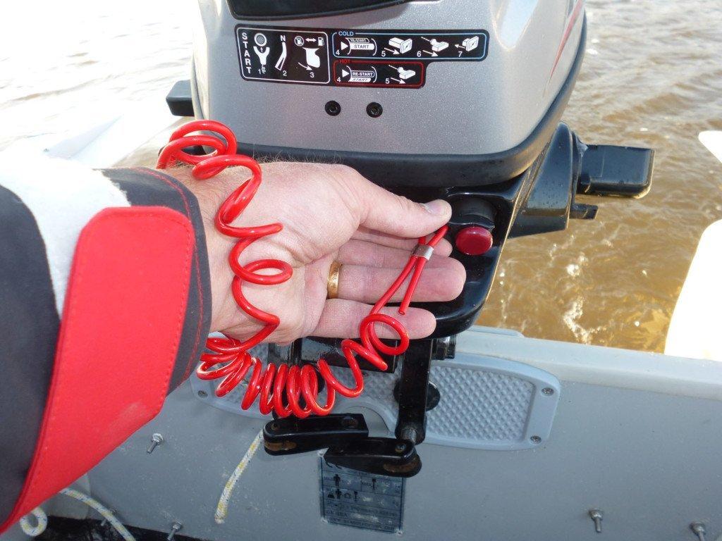 Essential yacht tender safety