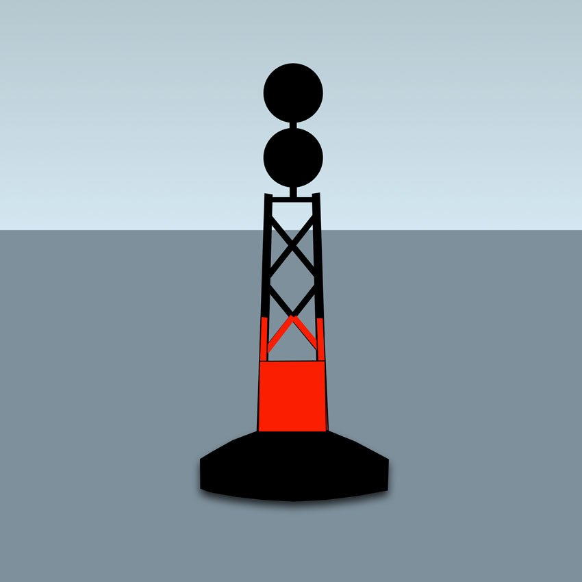 Boating Buoys & Lights Online Quiz Test