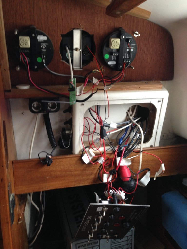 Rewiring - overcoming the challenges of boat electrics