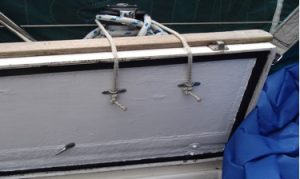 Locker Catch - Boat improvement advice from Safe Skipper, discount boat insurance from Towergate Boat Insurance