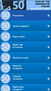 50 Ways to Improve Your Navigation screen 3