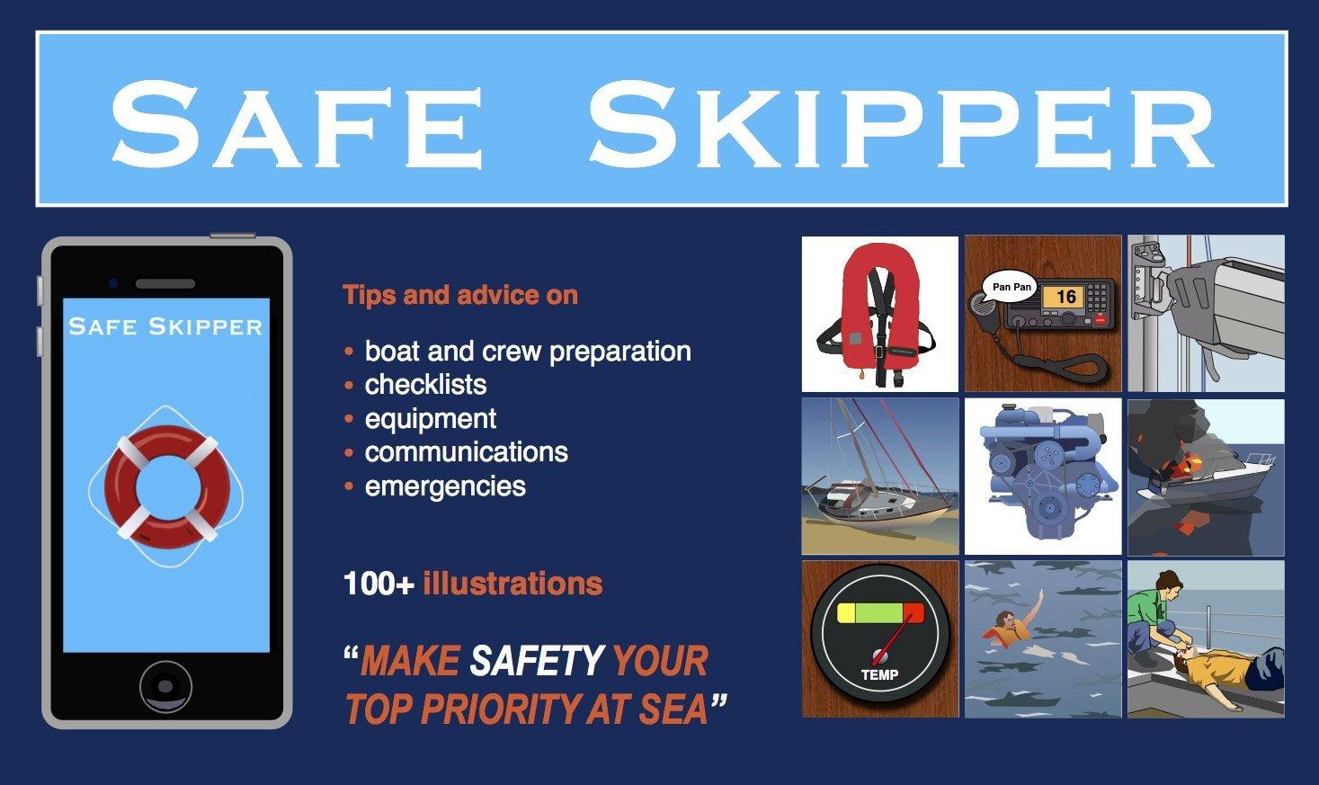Safe Skip web page