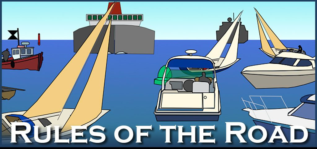 The best Boating Quiz Rules of the Road