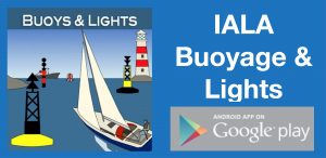 IALA Buoyage and Lights