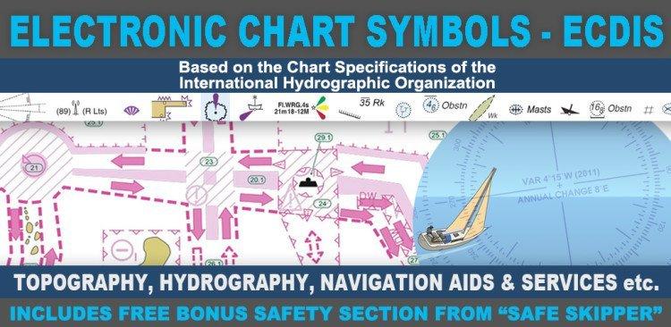 Nautical Electronic Chart Symbols