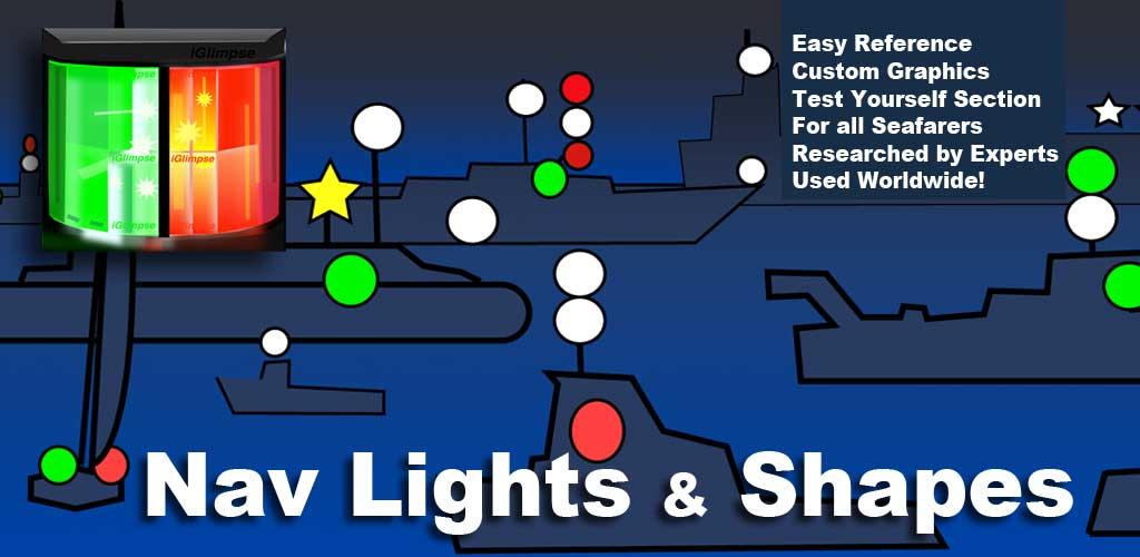 Learn Navigation Lights & Shapes - International Colregs ...