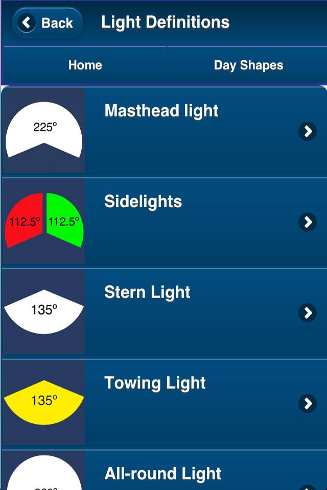 Learn Navigation Lights Shapes International Colregs Essential