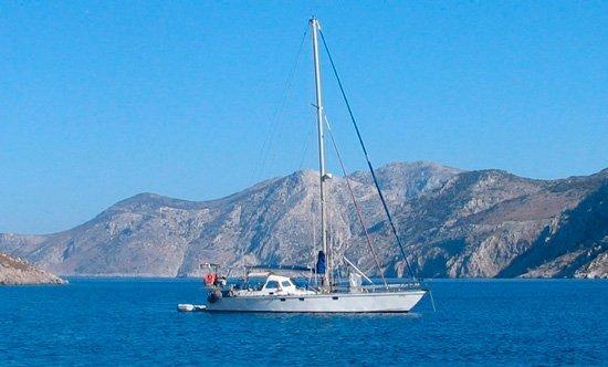 Boat Handling - anchoring