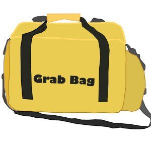 Always have an emergency grab bag to hand when at sea