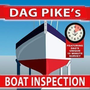 Dag Pike's boat inspection
