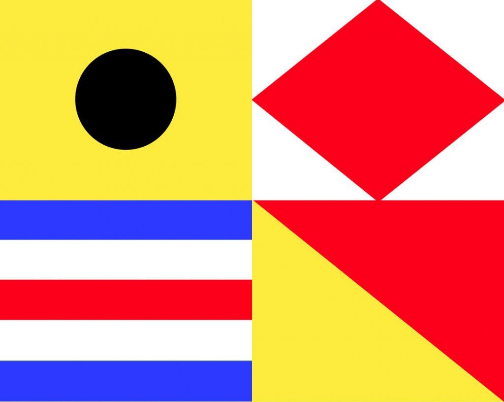 Online Nautical Flags quiz