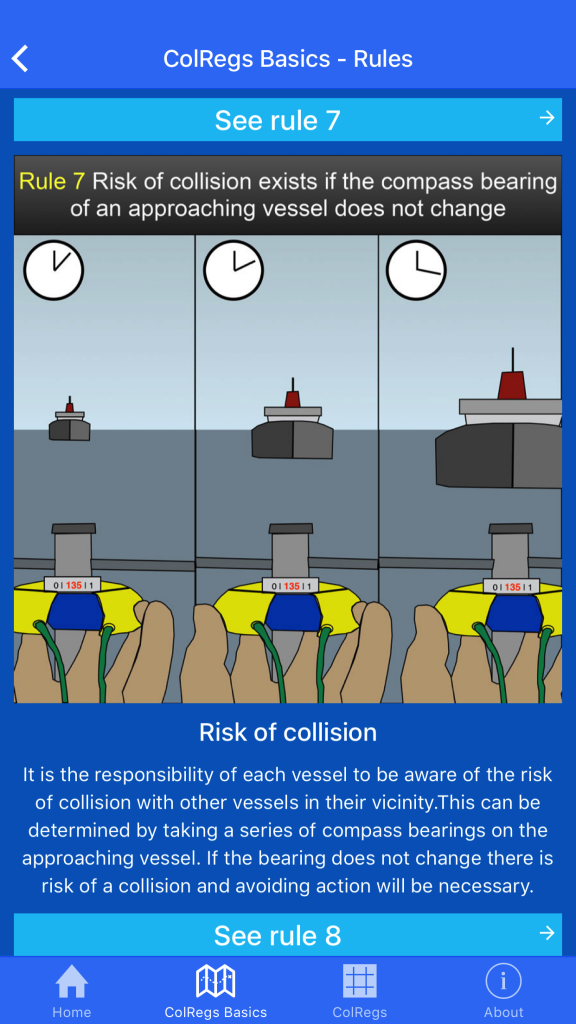 Learn to Sail - International Regulations for the Prevention of Collisions at Sea