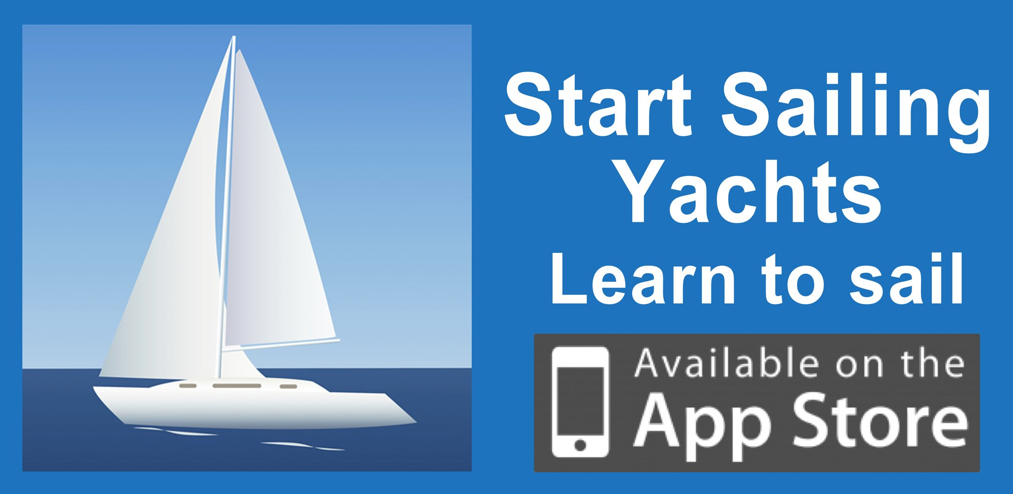 Start Sailing Yachts app for learning to sail